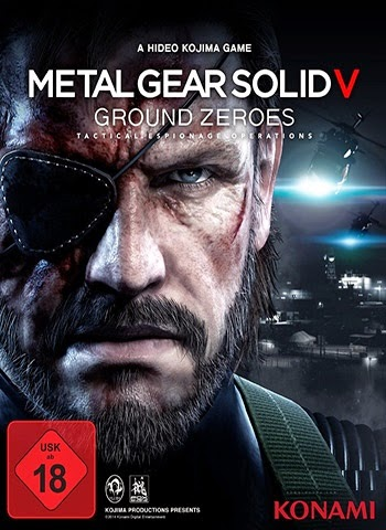 Download Metal Gear Solid V Ground Zeroes [PC Game Direct Link Full Version]
