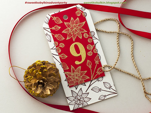Advent Calendar with Sweet Kobylkin - Day 9