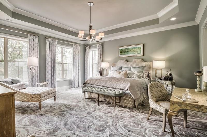 Diseño de interiores & arquitectura: lujoso y encantador sótano ...