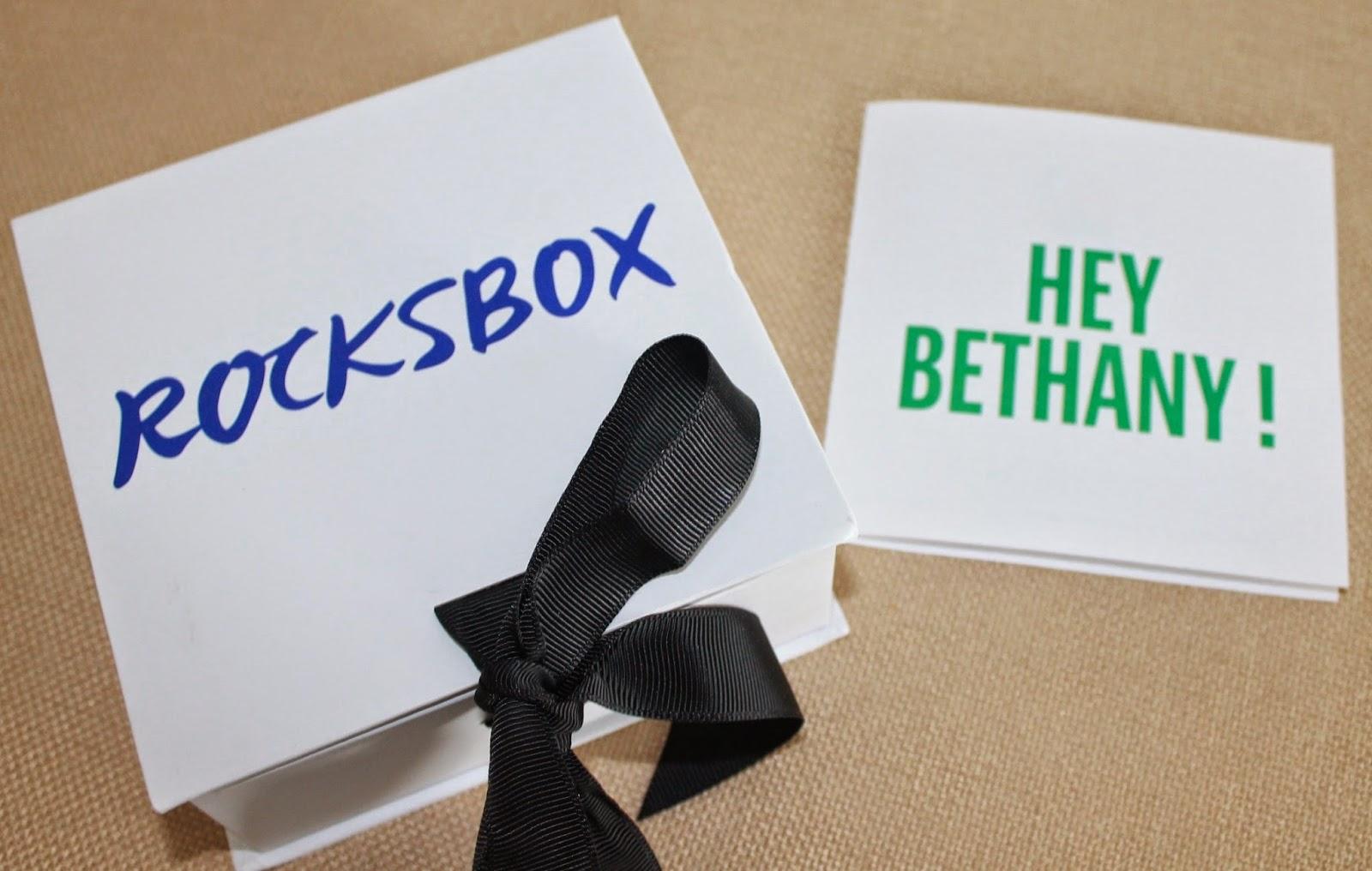 rocksbox 1st month free promo code