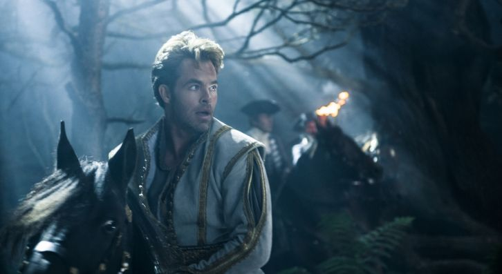 MOVIES: Into the Woods - Promotional Photos feat Johnny Depp, Meryl Streep and Emily Blunt