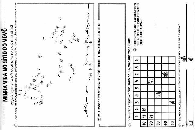 Atividades de Matemática-Anos Iniciais,anos iniciais,ensino,atividades de matemática para imprimir