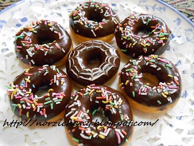Norzie hany: WW-Donut Coklat
