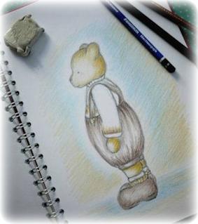 ♥ Sketching Romeo....