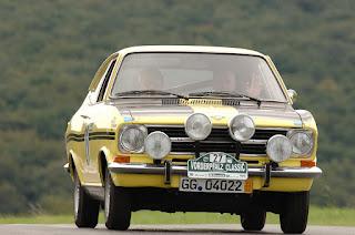 """Το Kadett B γιόρτασε τα 50 Χρόνια του: """"Opel Kadett. Das Auto"""""""