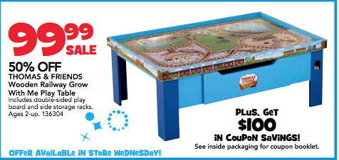 Select toys r us black friday deals available in store for 10 in 1 game table toys r us