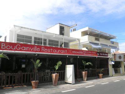 Restaurant Le Bougainville à Flic en Flac - Ile Maurice