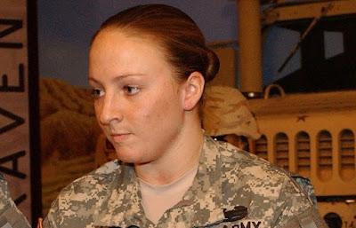 Tujuh Tentara Wanita Paling Hebat di Dunia