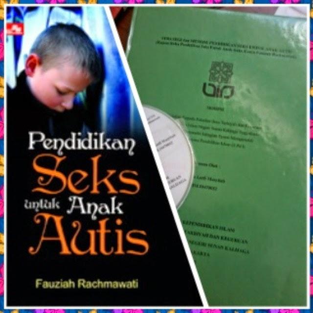 Skripsi dari buku Pendidikan Seks untuk Anak Autis oleh Mahasiswa UIN Sunan Kalijaga Yogyakarta