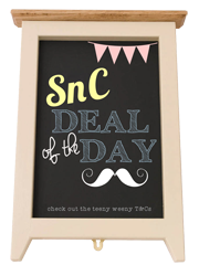 SNC DEALS & SAVINGS