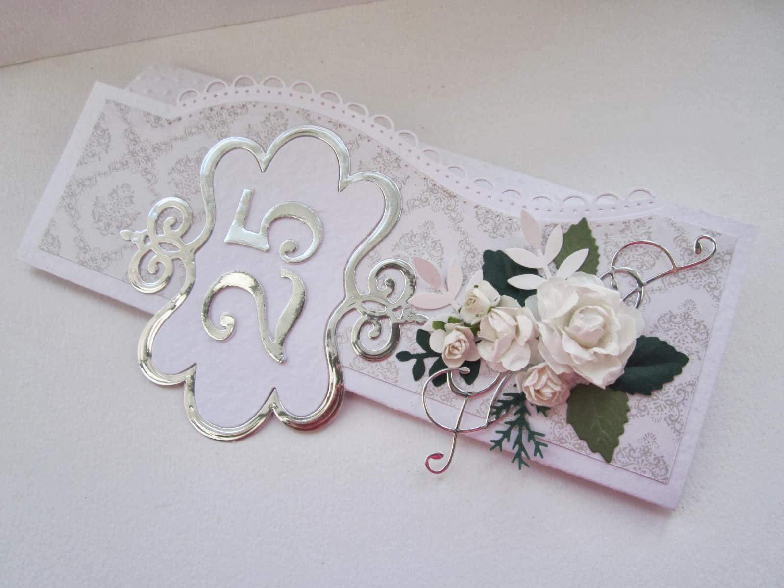 Серебряная свадьба открытки своими руками 10