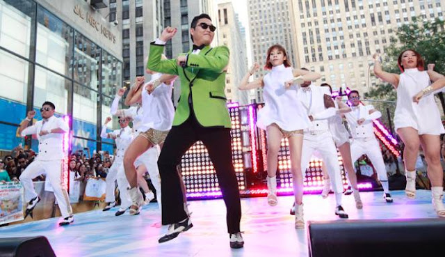 Waspadai Bahaya Tarian Gangnam Style