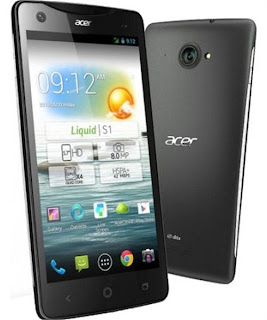 Acer Liquid S1 specifications and price in India