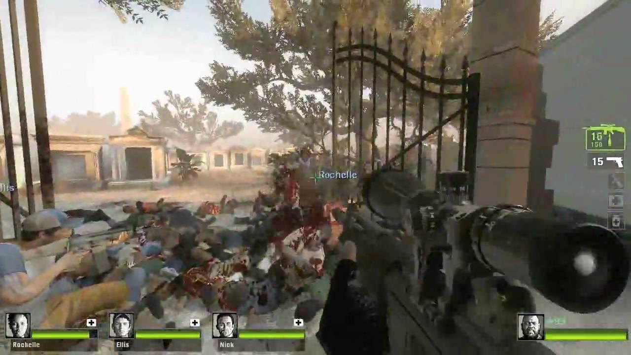 how to play offline left 4 dead 2