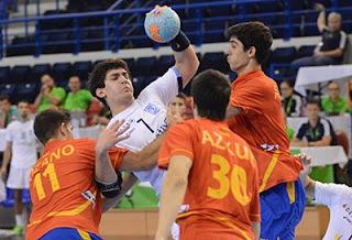 VIDEO del Argentina-España de hoy en el Mundial Juvenil | Mundo Handball