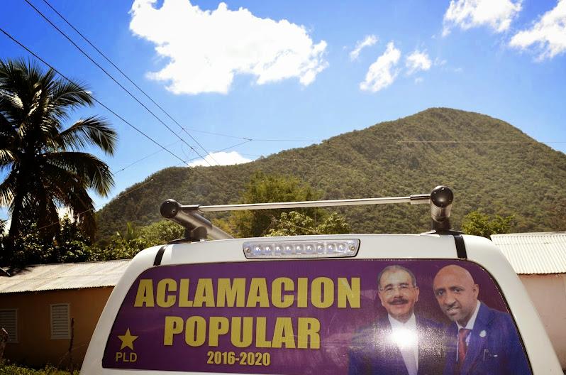 Danilo Medina no descarta buscar la reelección 2016