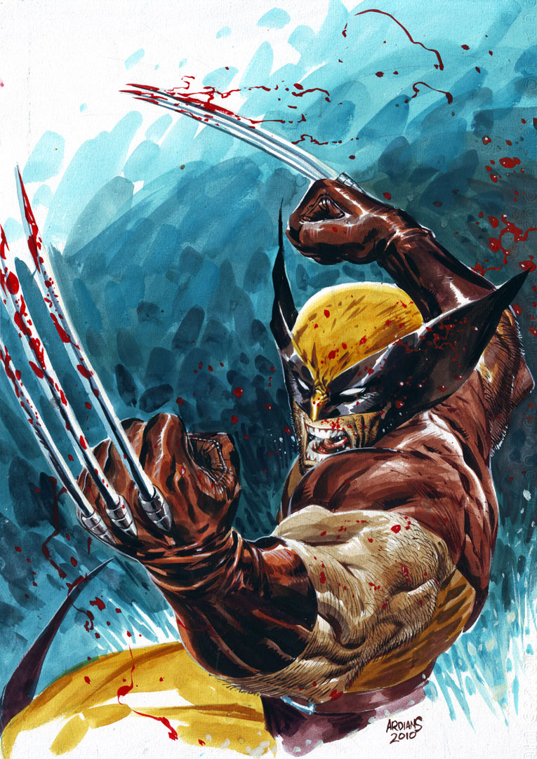 Wolverine Cool Picture
