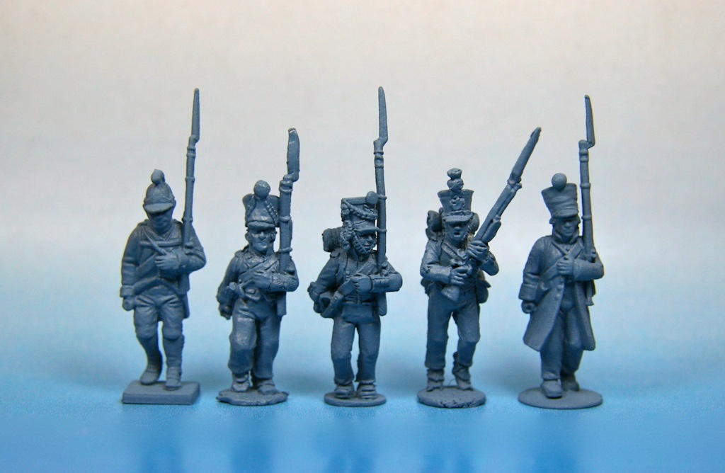 Figurines Victrix Comparison+Murawski