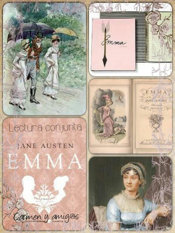 Lectura conjunta 'Bicentenario Emma'