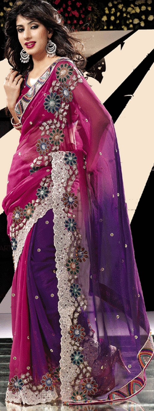 Bridal Mehndi Sarees : Latest pakistani indians arabic mehndi design jewelry