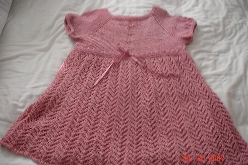 TRICO y CROCHET-madona-mía: Modelos en tricot para niñas