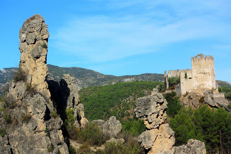Castell de Perputxent, ( Vall de Perputxent)