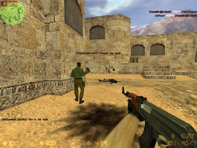Best Screenshot of Counter-Strike 1.6 Game