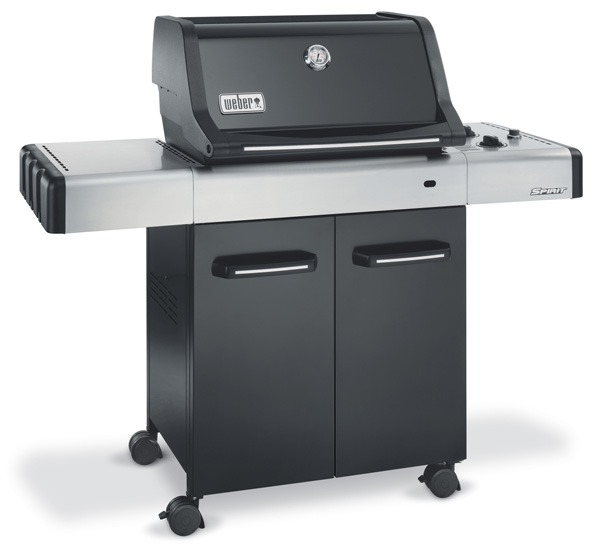 the weber spirit e310 makes grilling fun and easy too. Black Bedroom Furniture Sets. Home Design Ideas