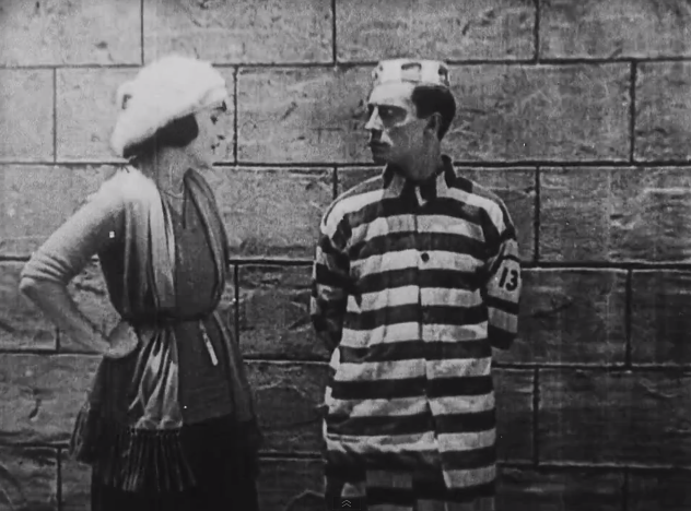 convict 13 1920 buster keaton Sybil Seely
