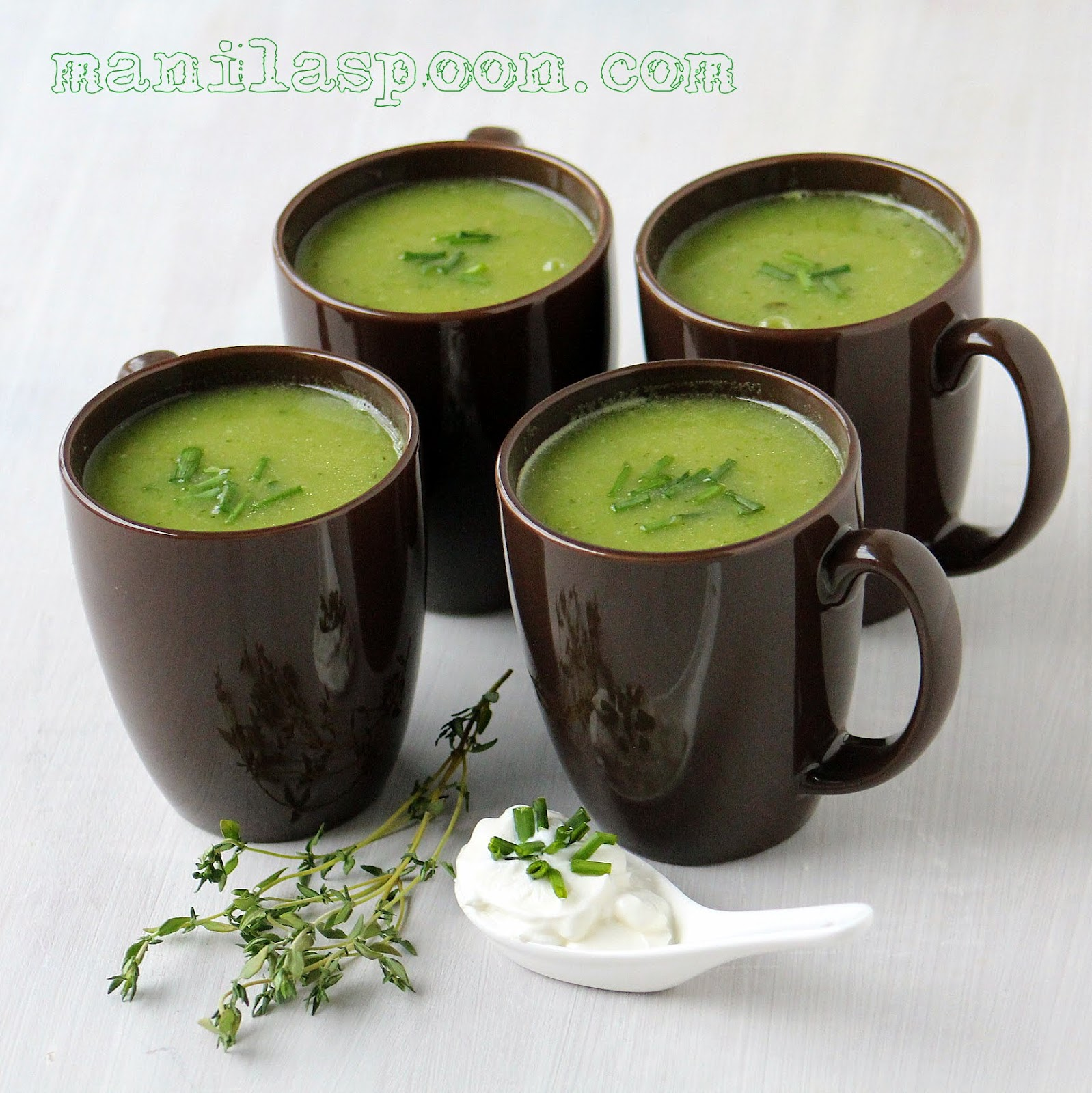 means soup and i have been trying my hand on a few vegetable soups ...