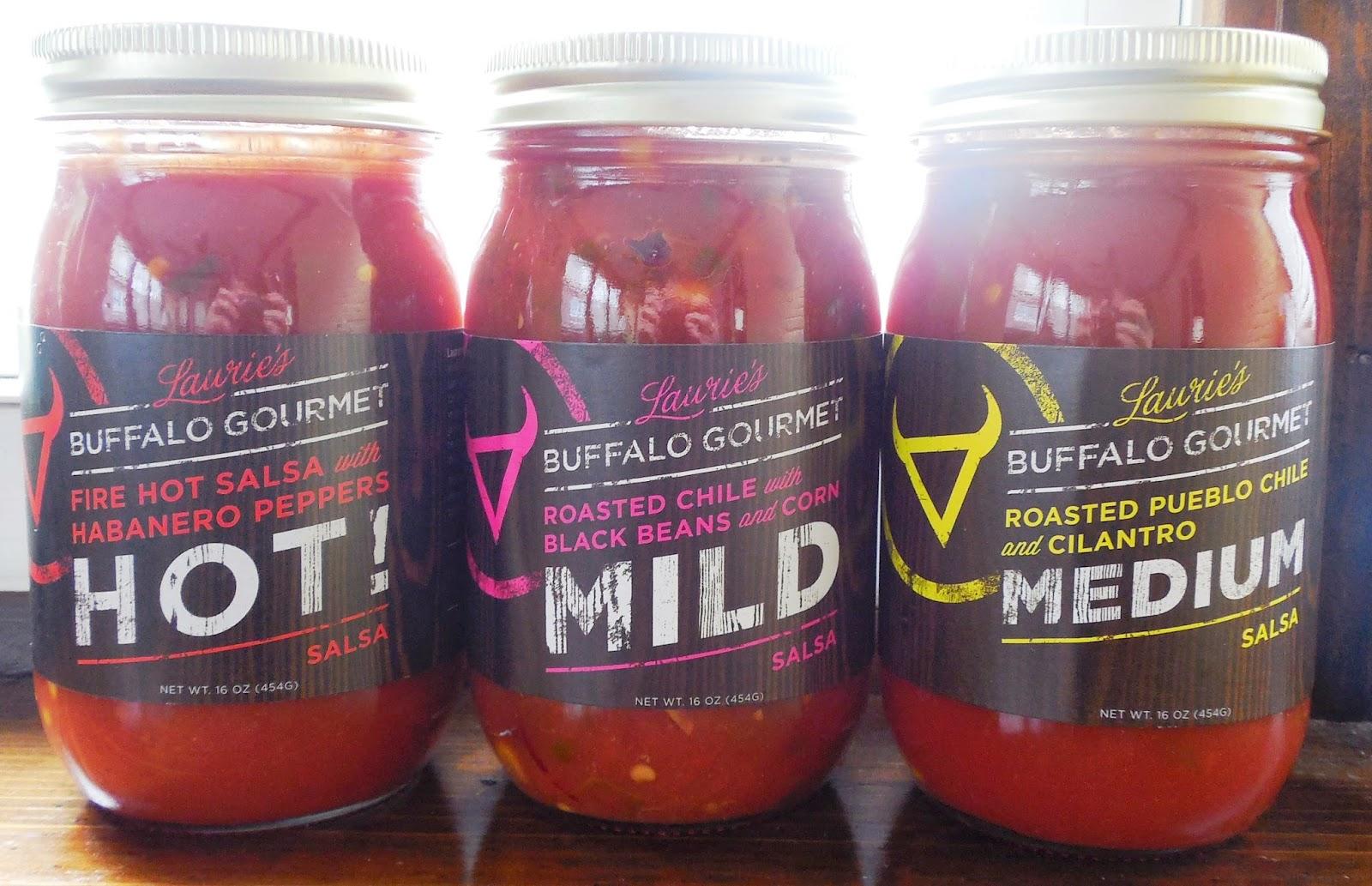 Buffalo Gourmet Salsa
