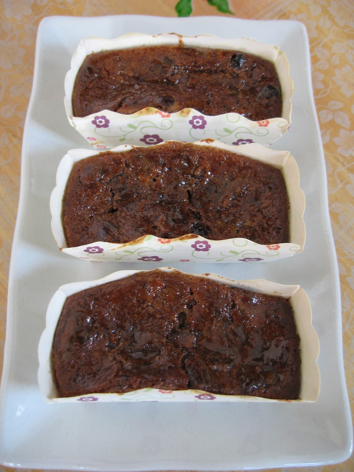 Sumptuous Flavours: Mini Corn Loaves With Cranberries ...