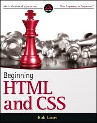 beginning html and css beginner book