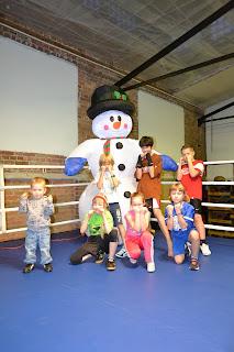 treningi zielona góra, Święta w klubie, dzieci, młodzież, dorośli, studenci