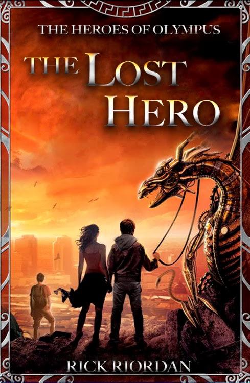 book review heroes of olympus