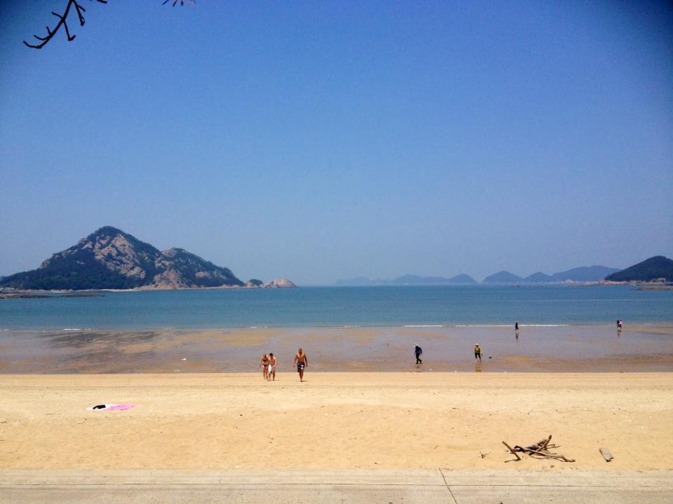 Taean-gun South Korea  city pictures gallery : ... Ice Cream...adventure bound: Top 3 beaches on South Korea's west coast