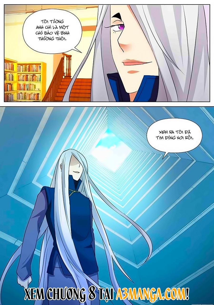 Thiên Chi Tĩnh – Chap 7