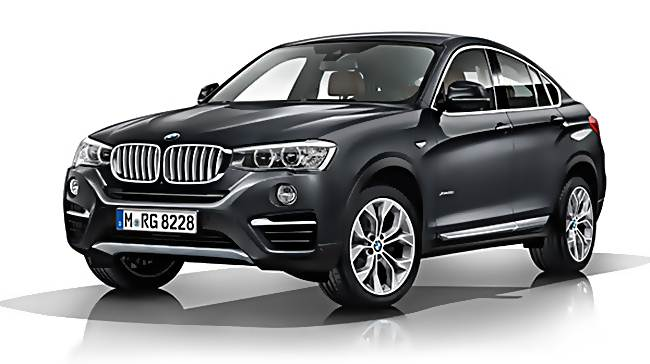 2016 BMW X4 xLine Model Review