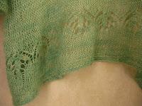 lace cardigan sweater knitting pattern