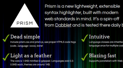 Beautify Source Codes In Your Posts With Prism Syntax Highlighter For Blogger