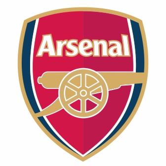 Logo Arsenal Vector CDR Download | Blog Stok Logo Arsenal Logo Vector