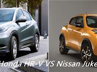 Perbandingan Honda HR-V dan Nissan Juke