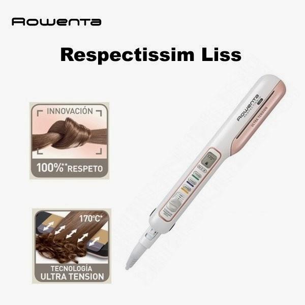 Respectissim Liss Rowenta