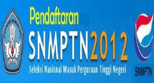 Cara Pendaftaran SNMPTN 2012  Jalur Tulis