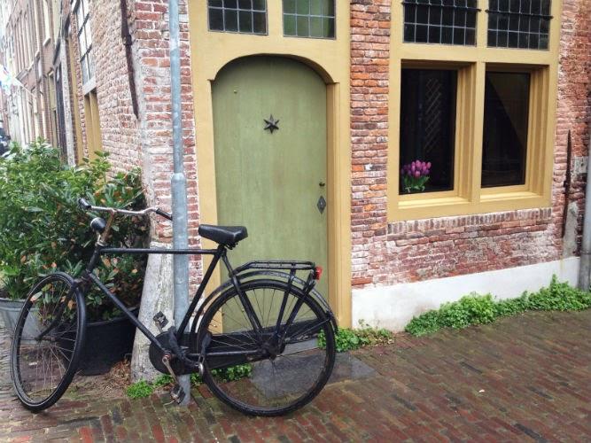 American Pilgrim Museum in Leiden