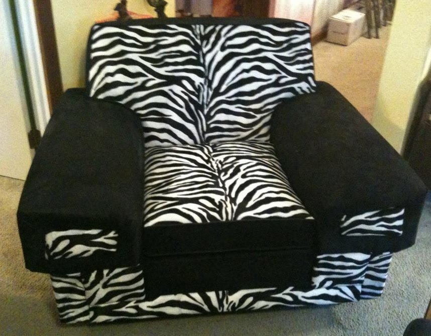 Retro Chair Redux Using Funky Sofa Fabrics Calmoda Furniture Mfg Blog 2010