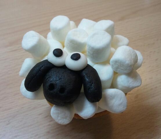 Bulalaica cupcakes de chocolate blanco - Decoracion facil y barata ...