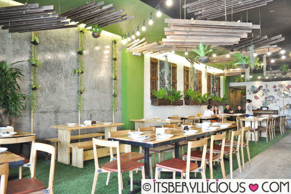 Earth Kitchen Farm to table Restaurant in BGC Healthy