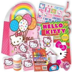 Hello Kitty discount party favor pack