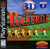 3D Baseball - PS1 - ISOs Download